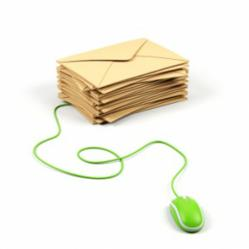 direct mail leading to website