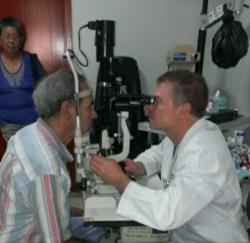 Jonathan Christenbury, Christenbury Eye Center, Nicaragua Mission