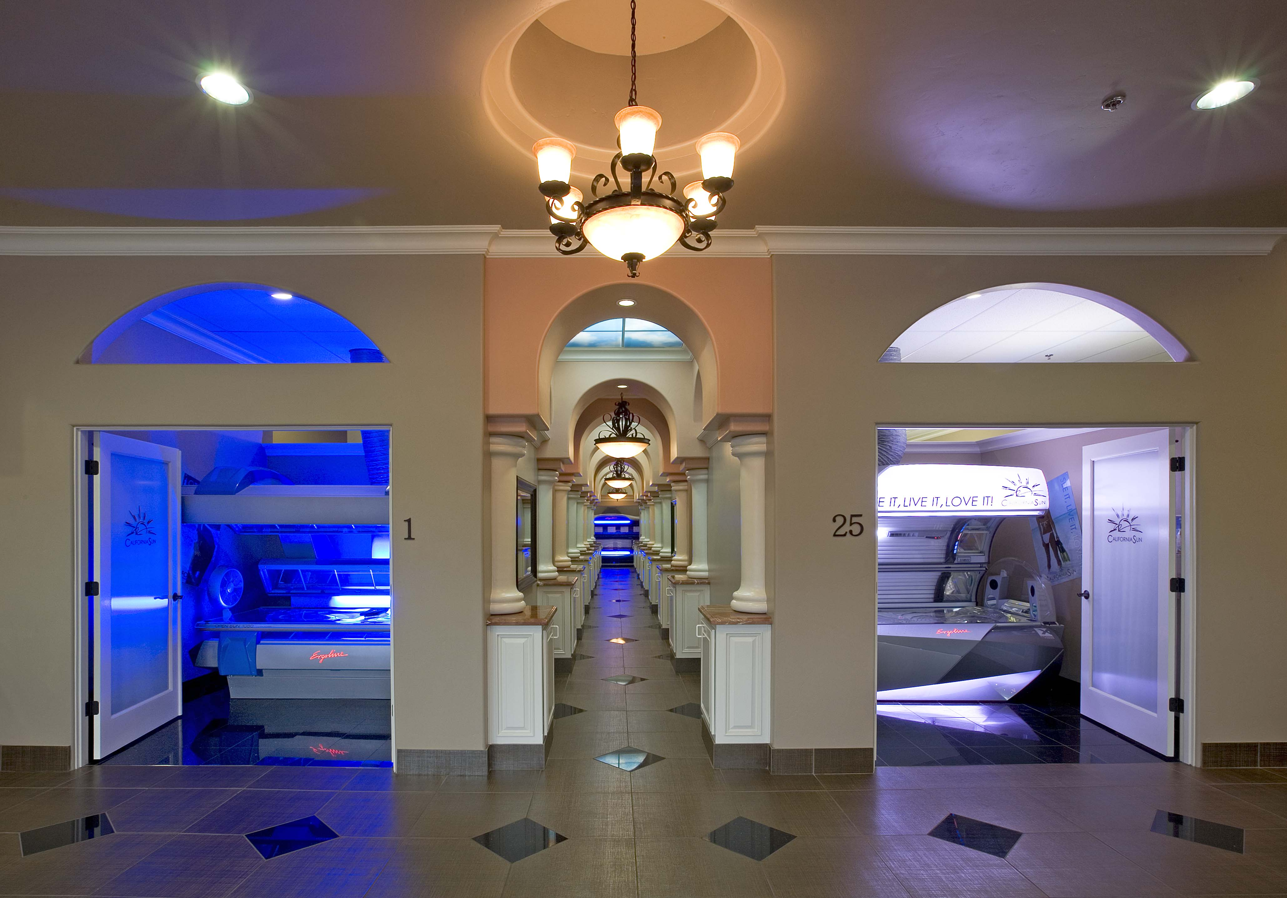 premier tanning salon california sun celebrates th anniversary california sun offers a wide variety of tanning services and equipment