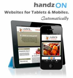Handzon Announces Mobile Web Design Software Release Date ...