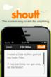Shoutt App
