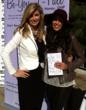 Dr. Beth Haney, DNP with actress Marisa Quinn from The Twilight Saga-Breaking Dawn-Part 2