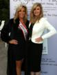 Dr. Beth Haney, DNP with Carla Gonzalez, Ms. America International at YMs Grammy Gifting Suite