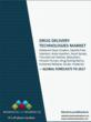 MarketResearch.com Report – The Global Drug Delivery Market Was Worth...