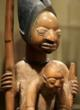 New African Art Includes Nigerian Shrine Sculptures; Galleries...