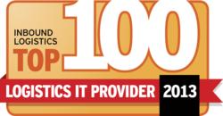 Blue Ridge SaaS demand forecasting, replenishment, and analytics earn Top 100 Logistics IT Providers Award