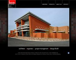 BCA, The blu group, advertising, marketing, website, design, development, web design