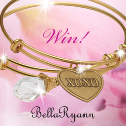 Image showing a Bella Ryan bangle with the word win in big in the middle.