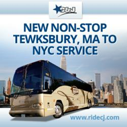 Bus service to NYC