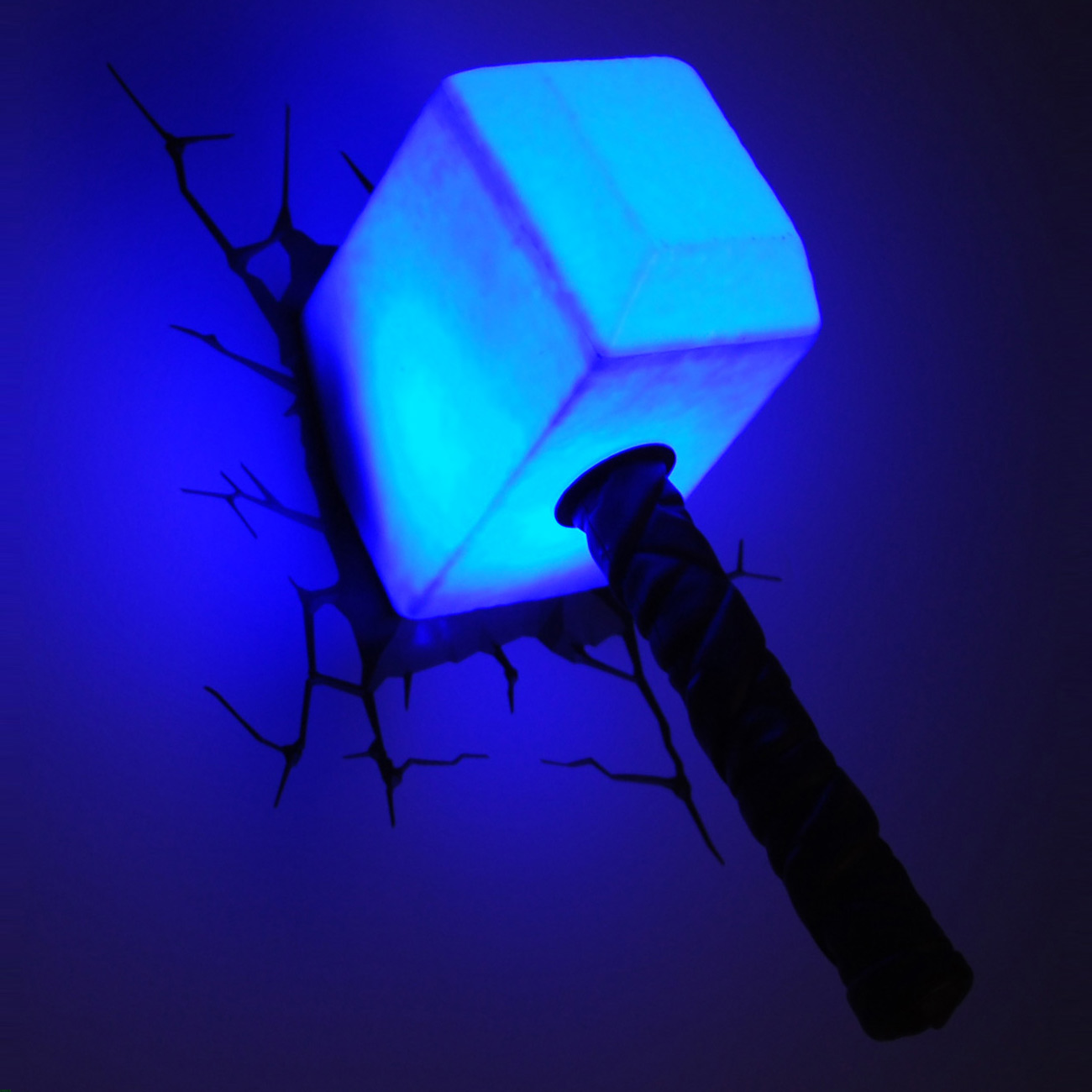 3d Wall Decor Lights : Dlightfx launches the new avengers thor hammer