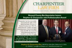 Melbourne Attorney Receives Award
