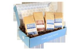 Hamptons Lane Tasting Boxes make simple and elegant gifts or samples.