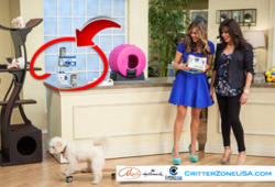 Bloggers and national news programs have recently featured the CritterZone Air Naturalizer as a top pet product.