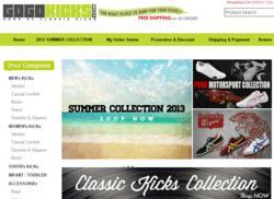 GoGoKicks.com, Home of Classic Kicks
