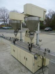 All-Fill Dual Head Automatic Auger Filling Machine