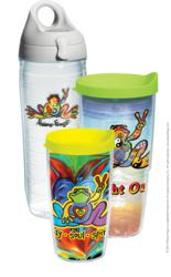 Tervis Peace Frogs