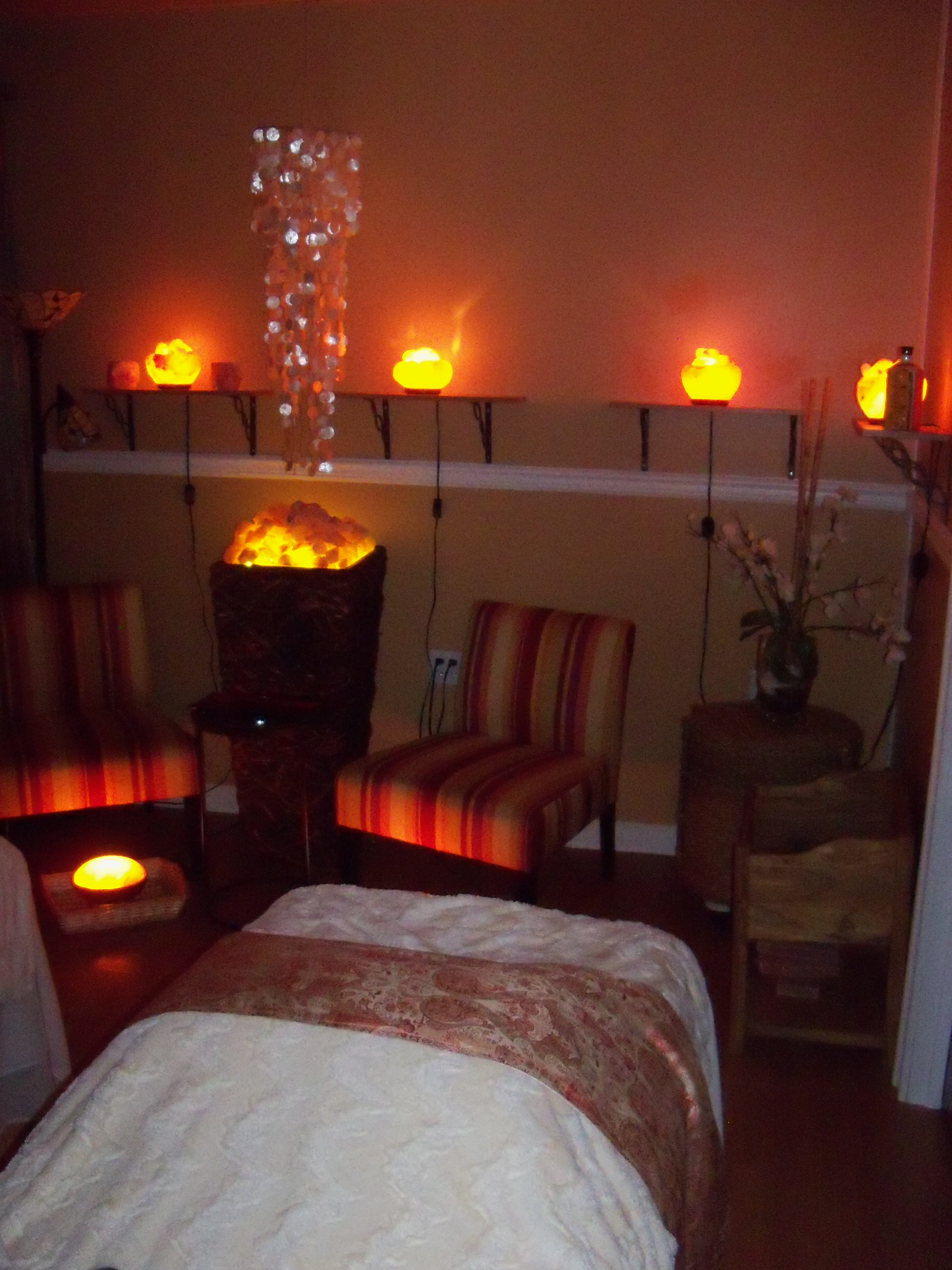 Massage Therapy Room Design Ideas: Renovations Have Been Completed At A Local Massage Therapy