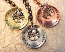 Mothers Day Collection of Necklaces