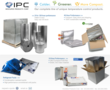 insulated pallet covers, thermal bubble wrap, foil cargo insulation