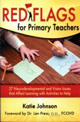 Katie Johnson&amp;#39;s book &amp;quot;Red Flags for Primary Teachers&amp;quot;...