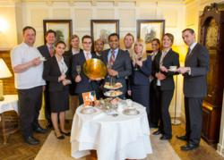 outstanding afternoon tea award