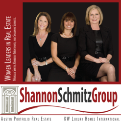 Shannon Schmitz Group at Austin Portfolio Real Estate of KW Luxury Homes International
