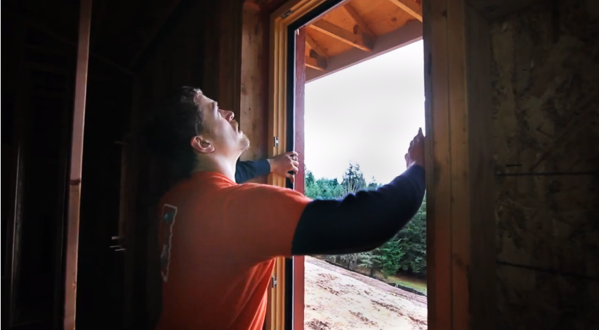 High performance home builder hammer hand s video series for High performance windows