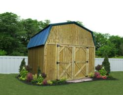 sheds and garages in nc