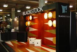 Blackstock Leather Floor Tiles