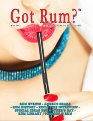 Got Rum? May 2013