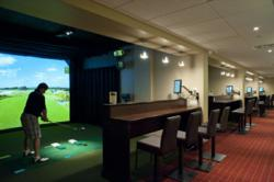 Golfers can now play all year-round at courses like Donalda, which installed four HD Golf simulators in its clubhouse.