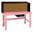 Pink Work Bench