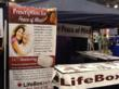 LifeBox 24*7 Exhibits at the Ultimate Women's Expo in Houston