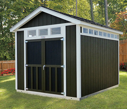 Tuff Shed Introduces New Transom Windows