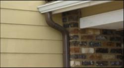 Gutter Downspout Drainage System