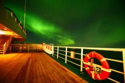 Discovery, Northern Lights, Narvik, Norway