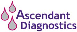 Logo for Ascendant Diagnostics, LLC