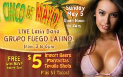 Cinco de Mayo at Condor Club