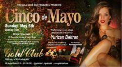Cinco de Mayo at Gold Club