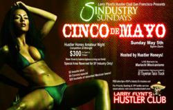 Cinco de Mayo at Hustler