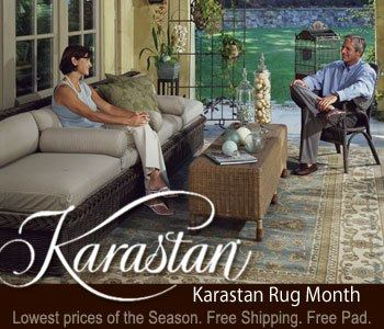 Announces Promotion Of All Karastan Rugs