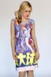 Look retro chic in this Japanese Star Wars poster tank dress from Her Universe and available exclusively at Hot Topic. Ultra soft, it is the perfect dress for summer.