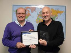 SPI polyurea protective coating distributor award