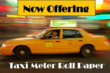 POS Supply Solutions Expands Their Line of Taxi Meter Point of Sale Paper Rolls & Supplies