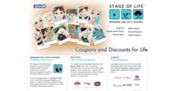 Coupon API by Stage of Life