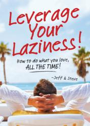 Leverage Your Laziness book cover