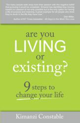 Are You Living or Existing book cover