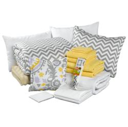 college bedding, twin XL bedding, dorm bedding