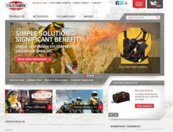 seattle online catalog website design