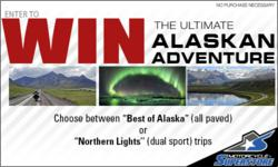 Win the Ultimate Alaskan Adventure